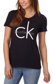 mas bajo precio mejor amado en stock Playera Blusa Dama Calvin Klein Original
