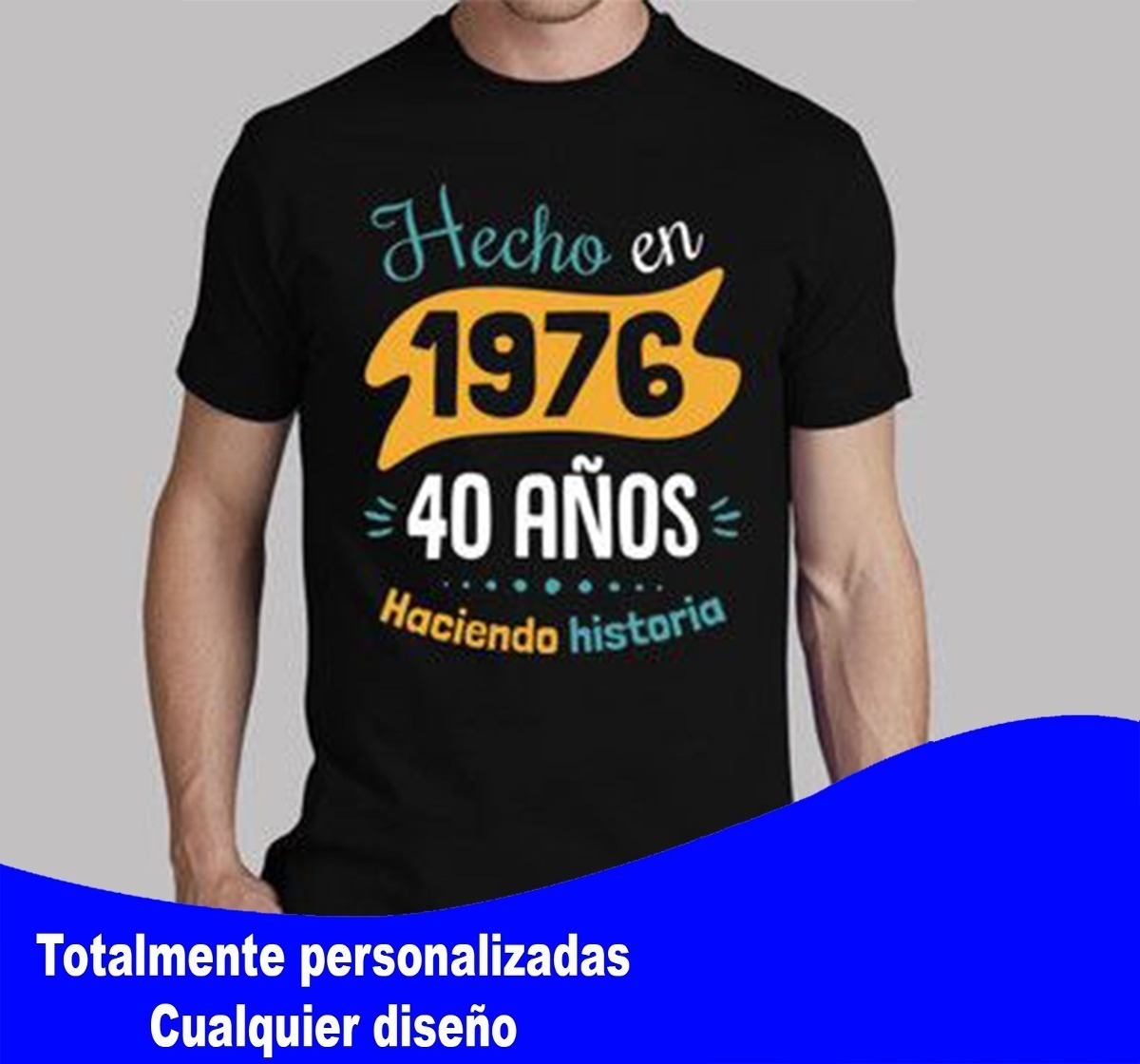 Playera Bordada ( No Estampada) -   158.00 en Mercado Libre 401ab9a7b1923