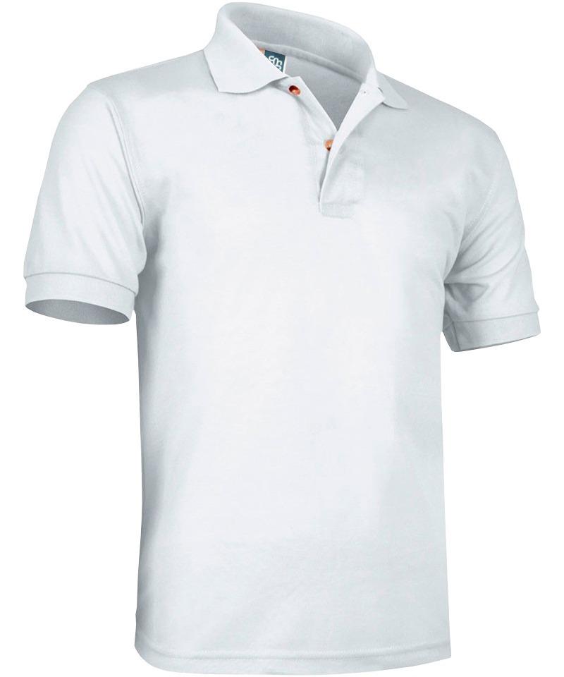 playera brans tipo polo uniforme publicidad blanca s a xl. Cargando zoom. c3fdf61b255f4