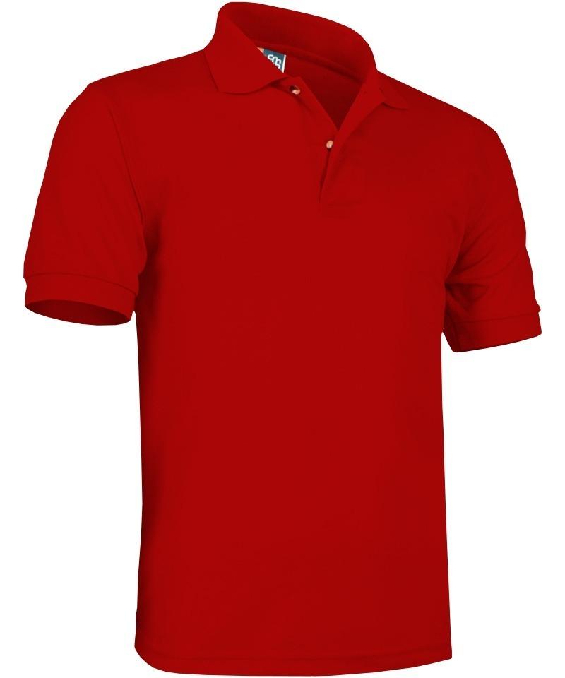 playera brans tipo polo uniforme publicidad roja s a xl. Cargando zoom. 00ab72755b80f