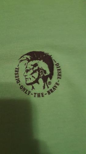 playera camisa diesel