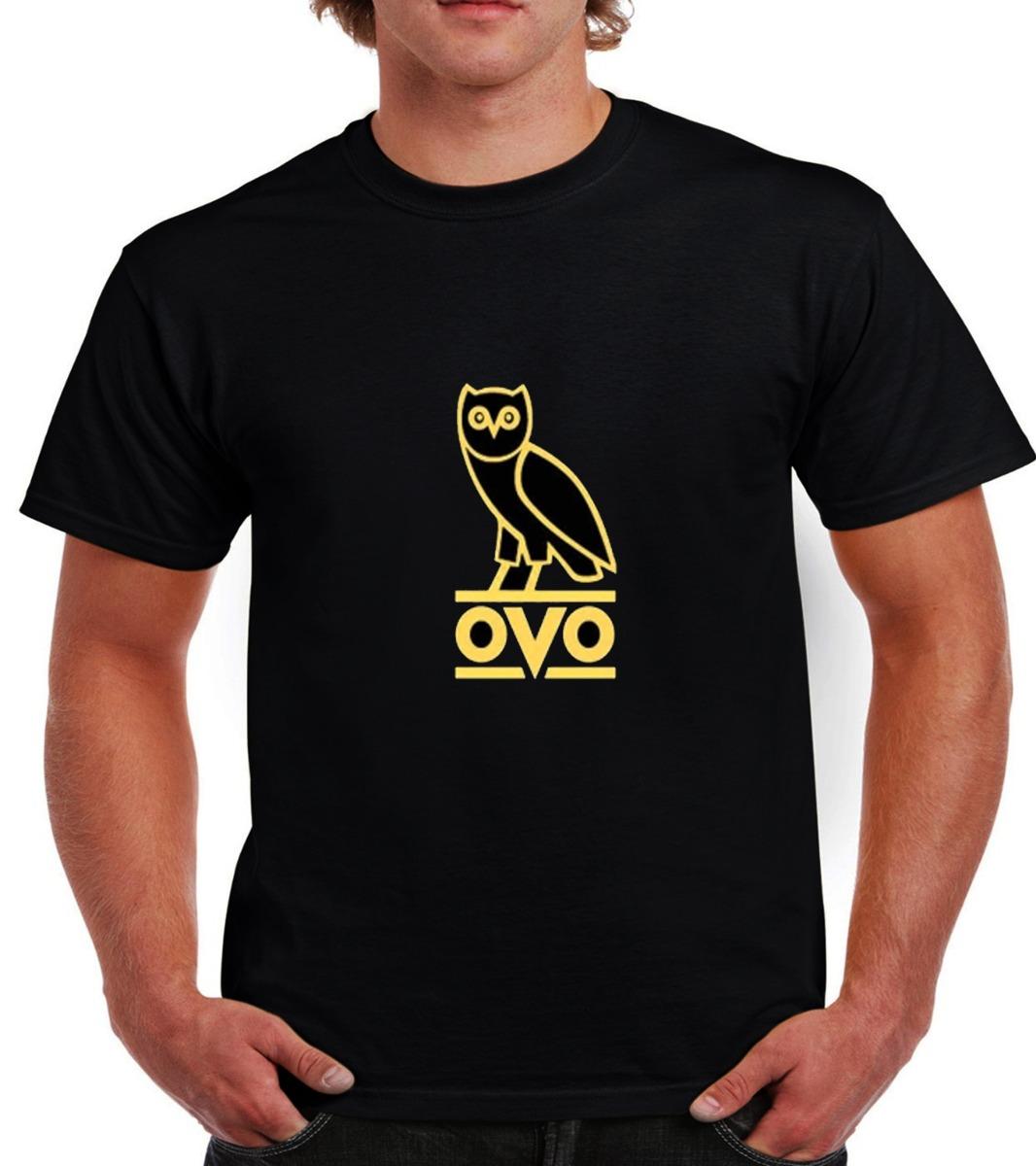 Playera Camiseta Buho Drake Ovoxo Logo Shop Unisex -   199.00 en ... 1d2a96c217e18