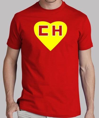 playera camiseta chapulín colorado