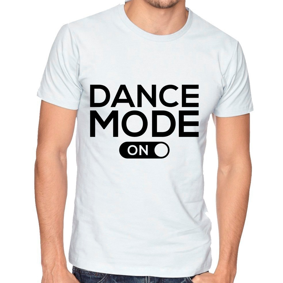 3ded0f31a playera camiseta hombre niño dance mode modo danza baile 143. Cargando zoom.