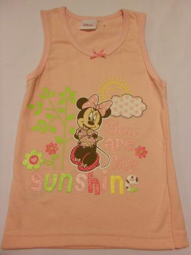 playera camiseta para niña mimi minnie disney 8 años