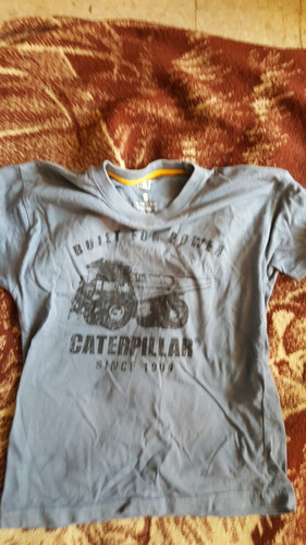 playera caterpillar ch