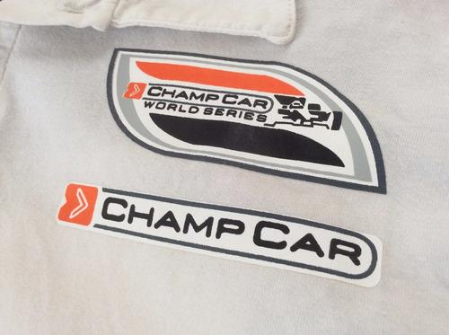 playera champ car bruno junqueira brasil 2004 automovilismo