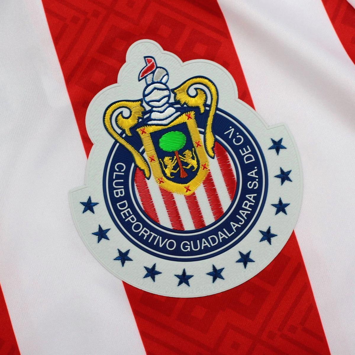 playera chivas guadalajara jersey 2017-18 camisa oficial. Cargando zoom. 241a0361323f8