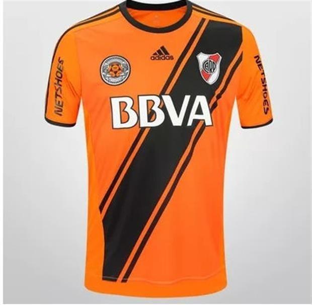 Playera Club Atlético River Plate (alternativa 3ra 2016) -   650.00 ... ebbf5be61d03f