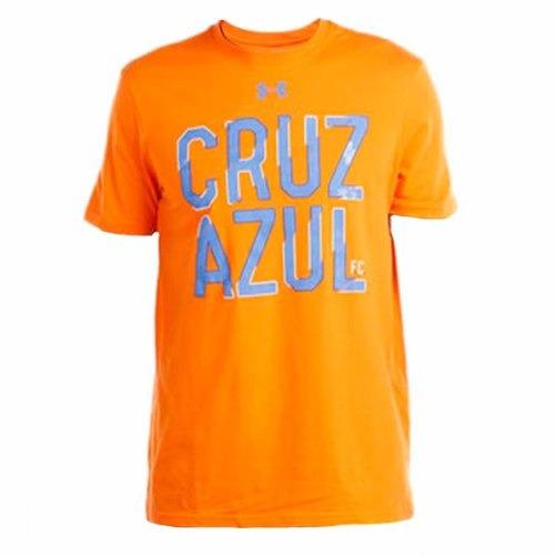playera club deporitvo cruz azul hombre under armour ua611