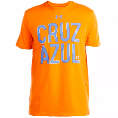 playera club deportivo cruz azul hombre under armour ua611