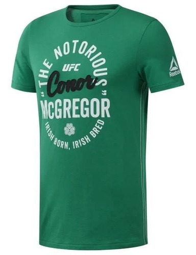 playera conor mcgregor retro
