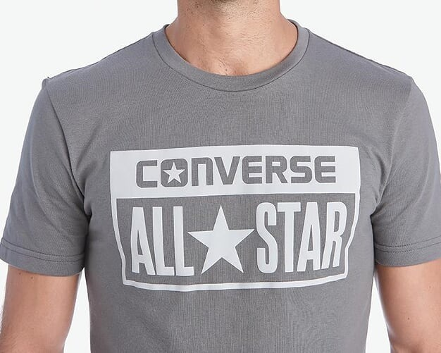 playeras converse all star mujer