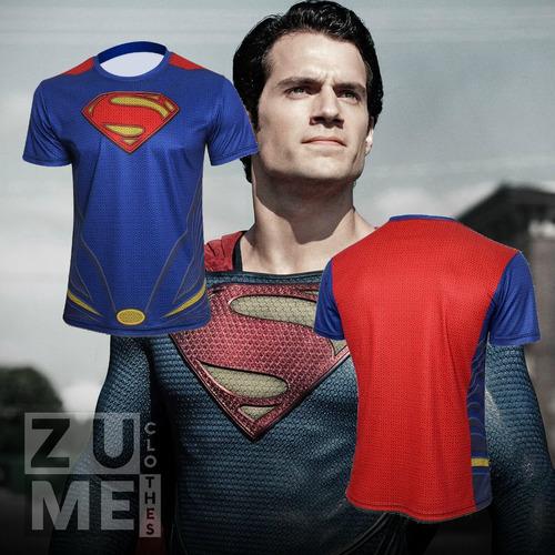 playera dc superman