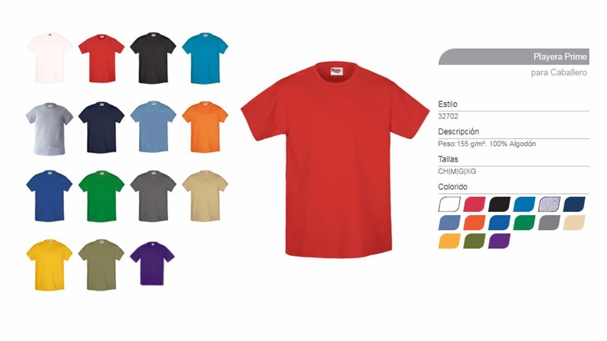 playera de algodón lisa para estampar o bordar optima prime. Cargando zoom. 92f6446dca478