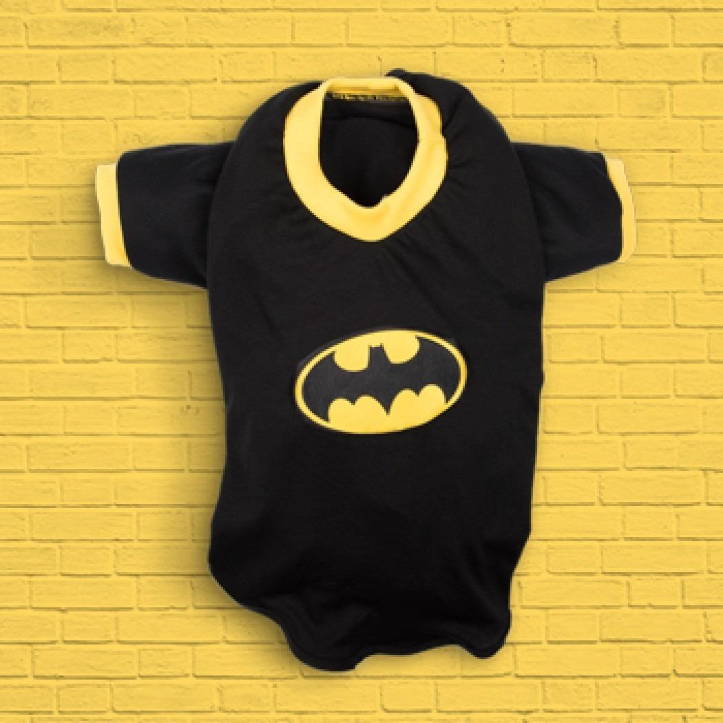 31d842f829251 Playera De Batman Para Perros Logo Vinipiel -   399.00 en Mercado Libre