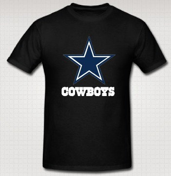 playera de dallas cowboys playera vaqueros de dallas