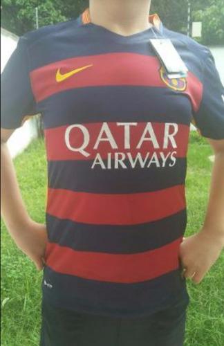 playera de futbol barcelona 2015 - 2016