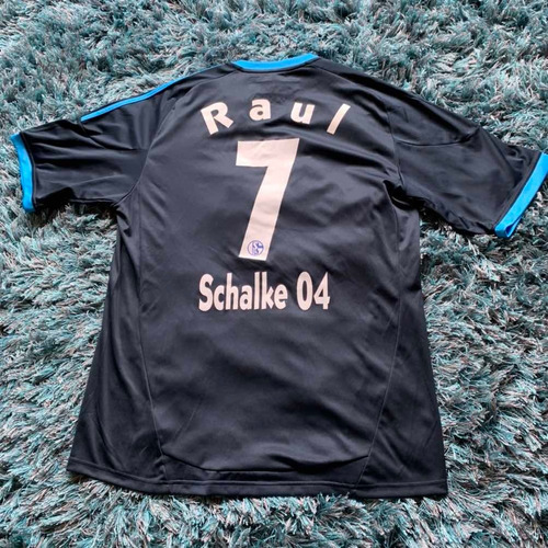 playera de fútbol schalke 04