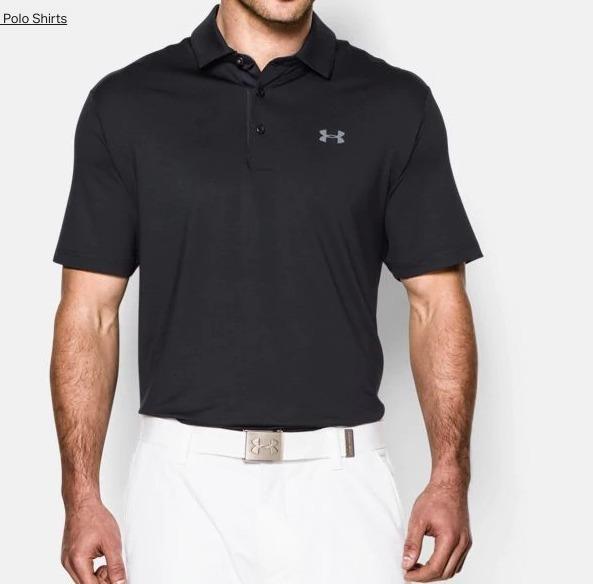 cb1ae1e8dddcb Playera De Golf Under Armour -   1