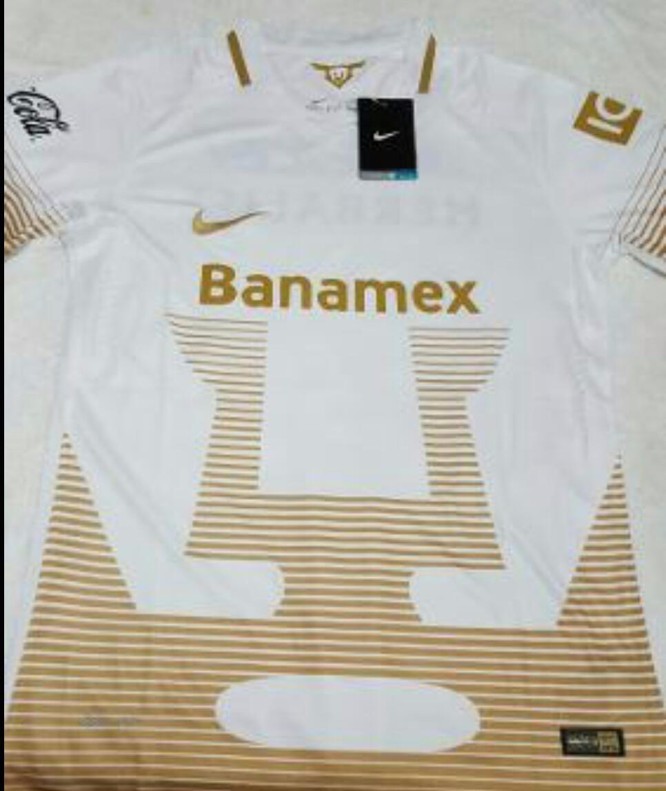 ca789007c Playera De Los Pumas Temporada 2015 - 2016 - $ 549.00 en Mercado Libre