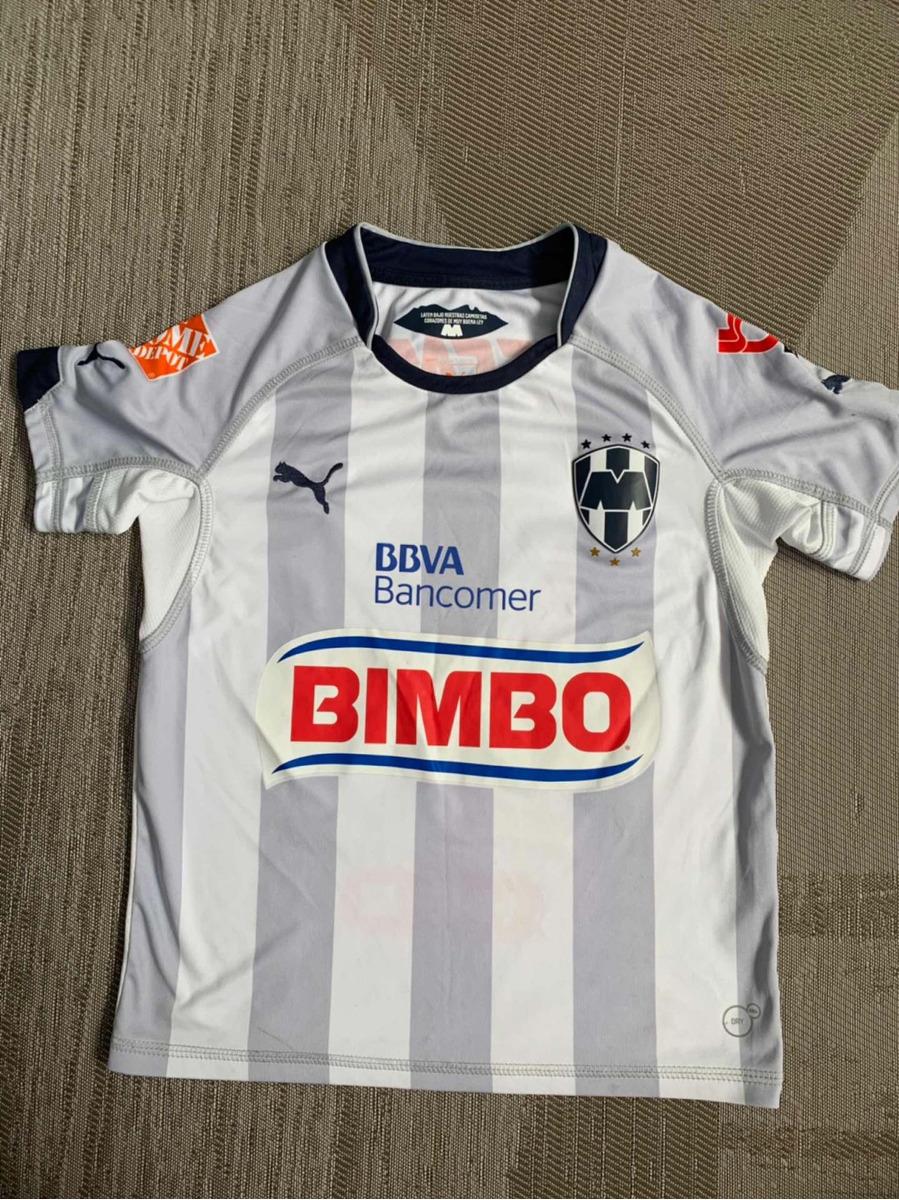 Playera De Los Rayados Original . -   250.00 en Mercado Libre 970b4be9603fb