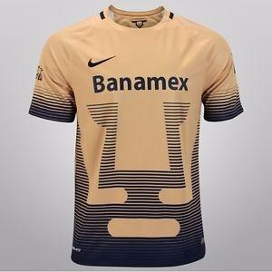 b0475eda6 Playera De Pumas 2015-16 - $ 549.00 en Mercado Libre