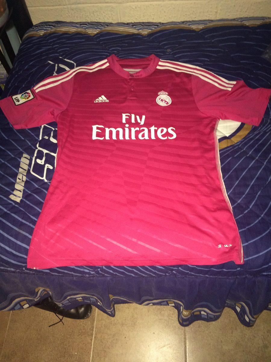 Playera Del Real Madrid Rosa. -   400.00 en Mercado Libre 5a326f931d633