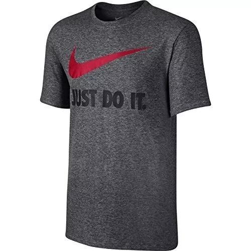 ed272877eb Playera Deportiva Hombre New Just Do It Swoosh Tee Nike Mens ...