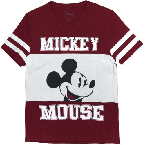 playera disney - american level - mickey mouse smile