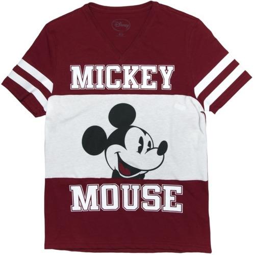 playera disney - american level - mickey mouse smile