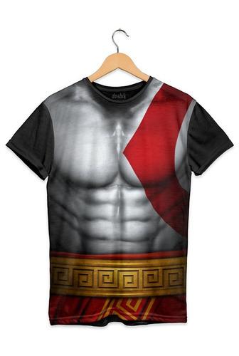playera doshik caballero god of war armadura kratos