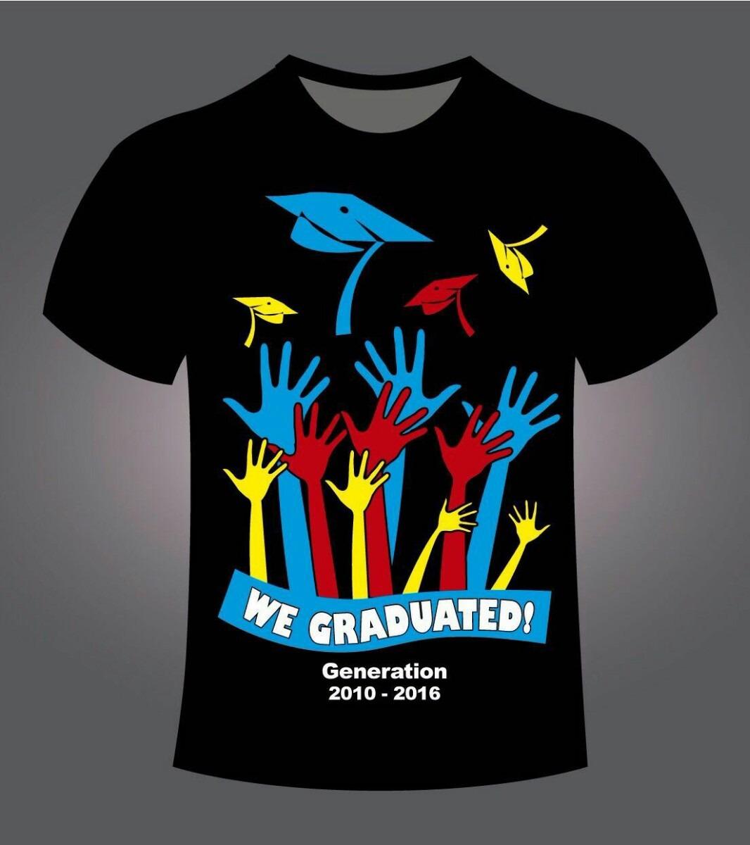 Playera Dry Fit Graduacion -   295.00 en Mercado Libre 2b8ca20da7fad