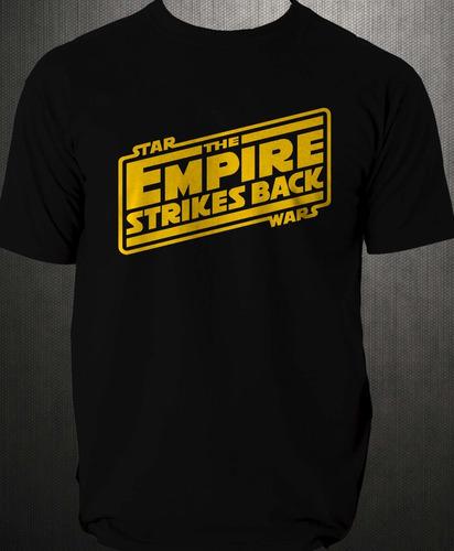 playera empire strike back star wars rott wear