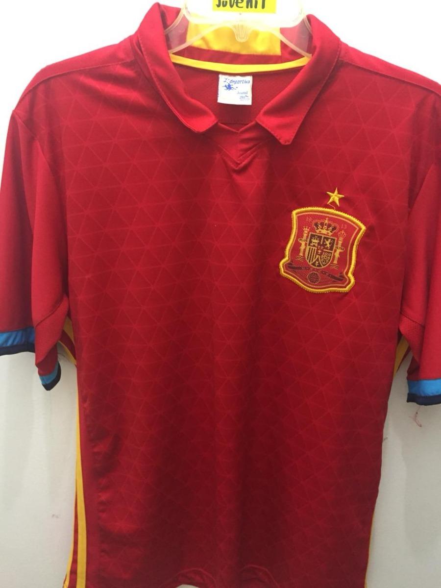8d84365943978 Playera España Caballero -   199.00 en Mercado Libre