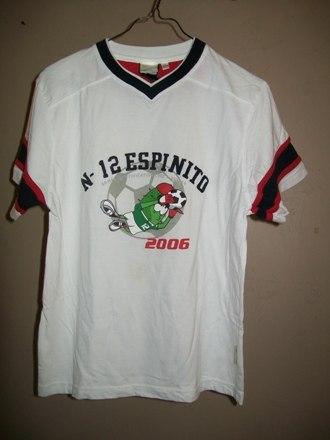 5ce8113a3898b Playera Espinito Producto Oficial Selección Mexicana 14joven ...