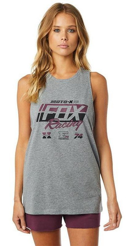 playera fox first placed airline para mujer