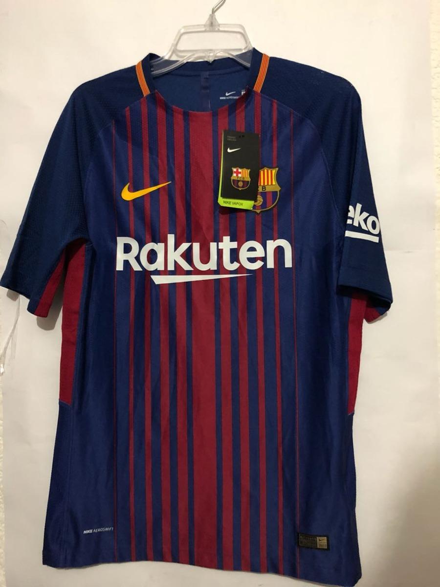 Playera Futbol Barsa Barcelona 2018 -   449.00 en Mercado Libre 0712549fd273c