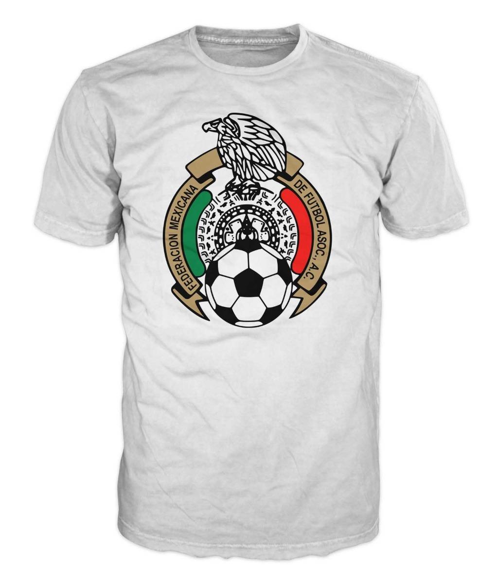 e9099e57030c1 Playera Futbol Mexico Mundial Seleccion Mexicana De -   99.90 en ...