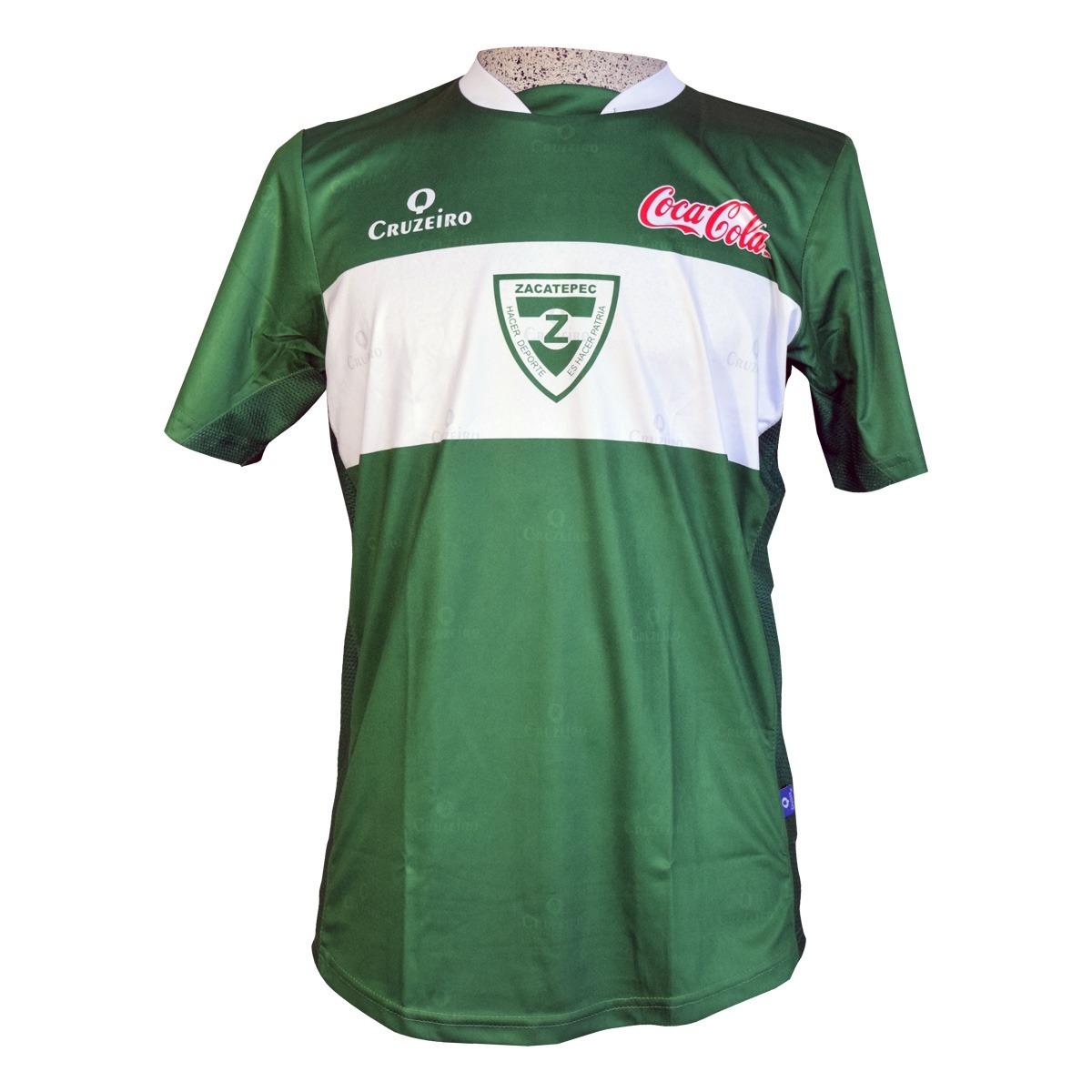 Playera Fútbol Soccer Cruzeiro Zacatepec Hombre -   399.00 en ... eb92c05457f49