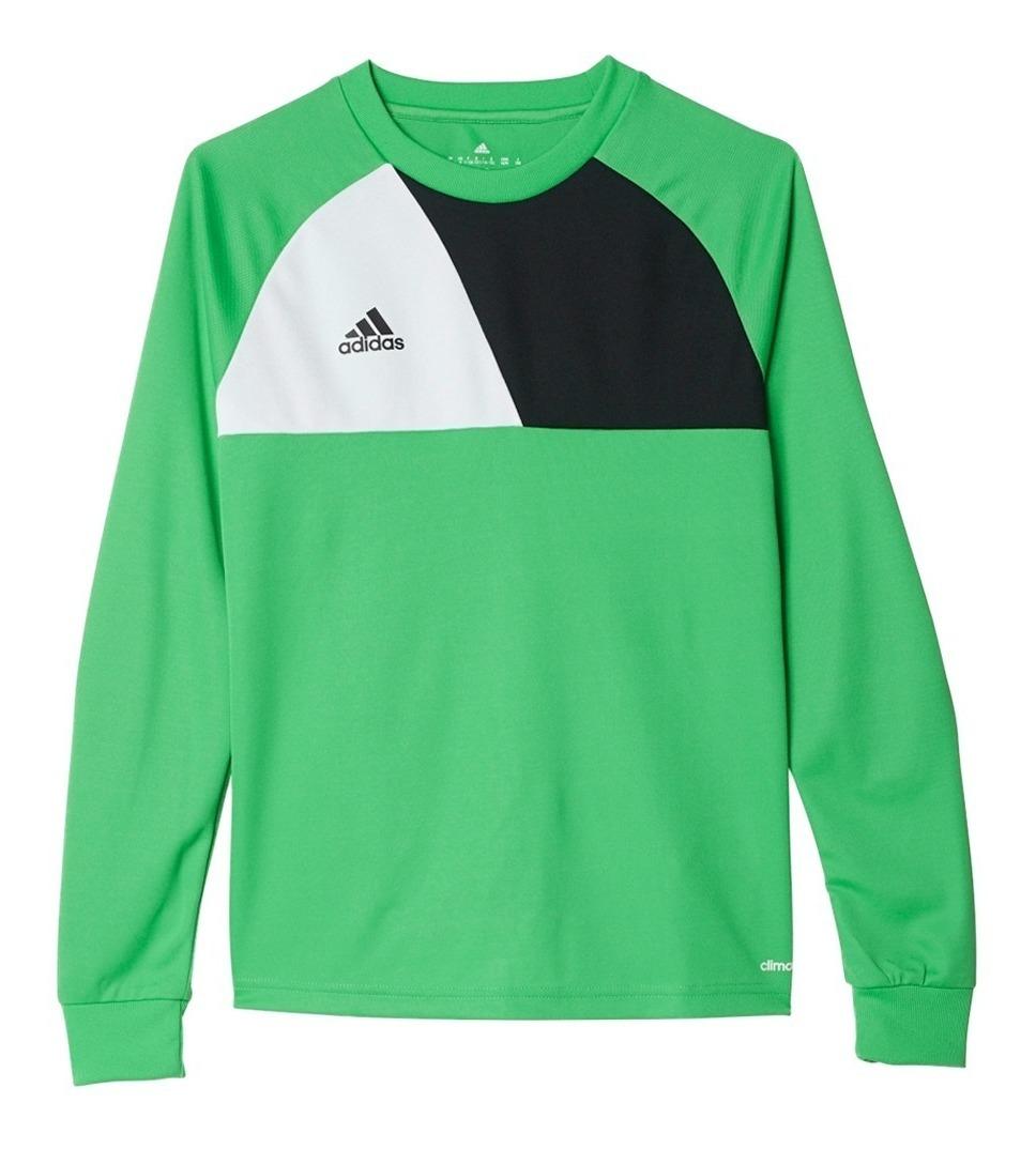 Playera Futbol Soccer Portero Assita 17 Niño adidas Az5406