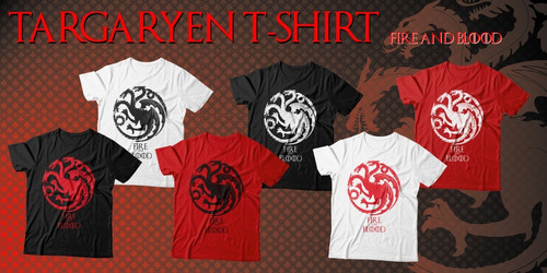 playera game of thrones casa stark