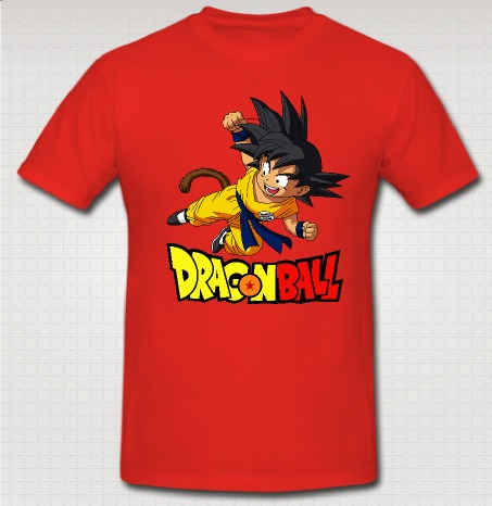 playera goku dragon ball z comprar playera dragon ball