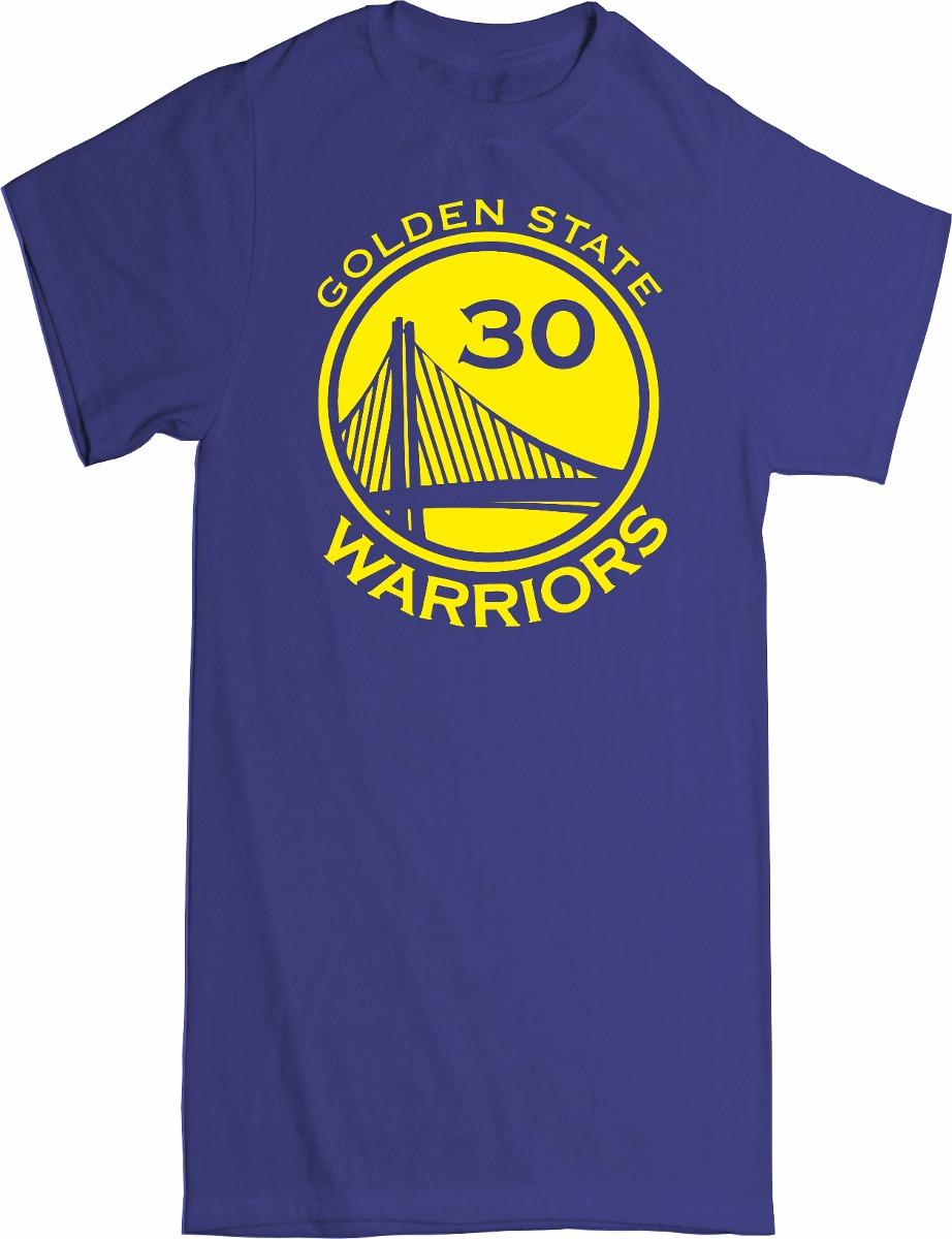 Playera Golden State Warriors Nba a206ca41b35