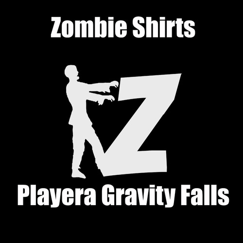 playera gravity falls