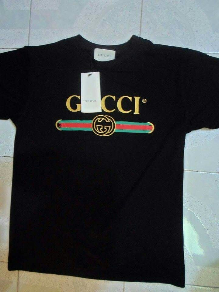 Playera Gucci -   600.00 en Mercado Libre e068d01d121