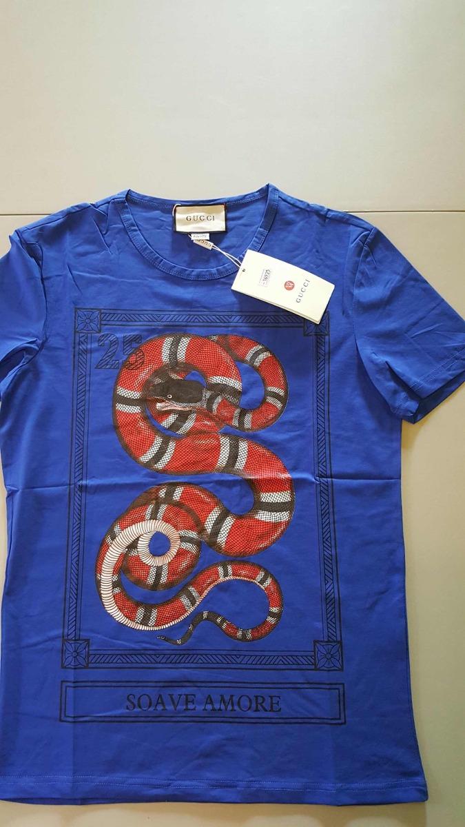 7c23d39a8bf87 Playera gucci serpiente zolor azul marino en mercado libre jpg 675x1200 Playera  serpiente gucci logo