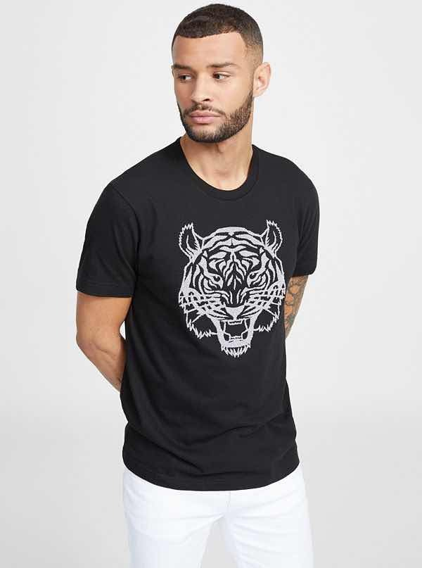 Playera Guess Stanley Tiger Tee