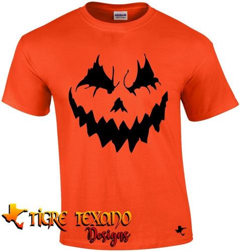 playera halloween modelo 05 by tigre texano designs