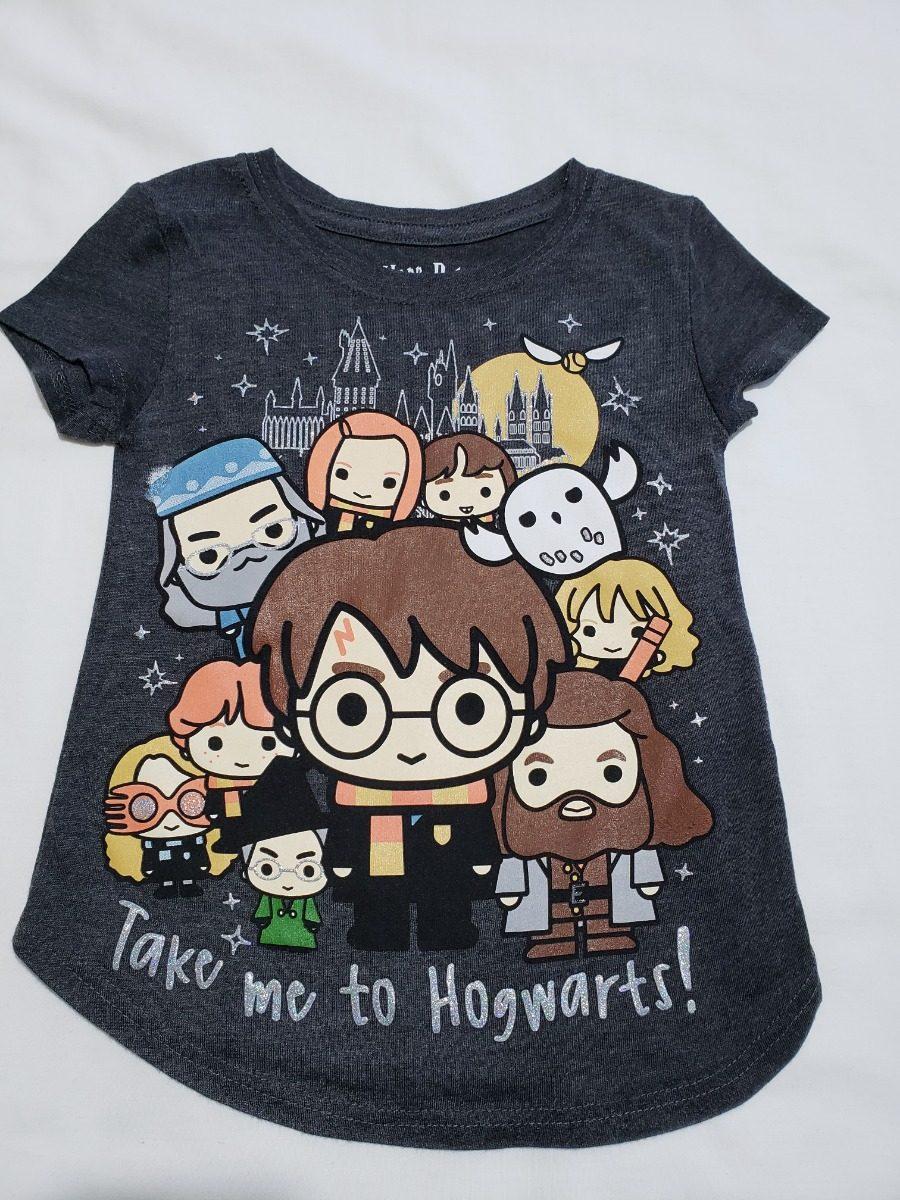 9efe2d69fc9 Playera Harry Potter Take To Hogwarts Niño Original -   145.00 en ...